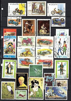 Collection of mixed large pictorials ,stamps as per scan(2396)