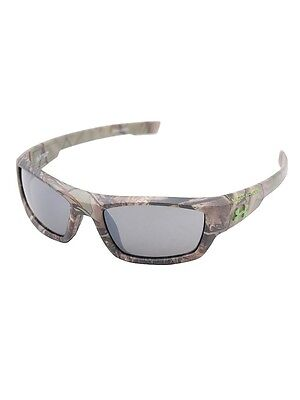 Under Armour Ace Youth Sunglasses Realtree Frame Gray Multiflection Lens