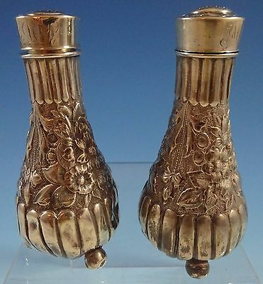 Cluny by Gorham Sterling Silver Salt and Pepper Shakers Set 2pc #193 (#1473)