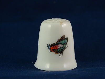 Collectable Thimble Butterfly