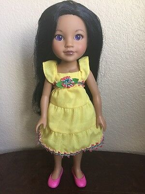 TIPI FROM LAOS Hearts For Hearts Girls Doll RARE Playmates Toys World 2012