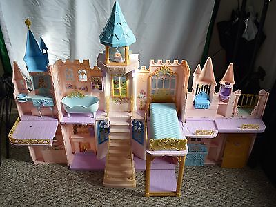 Royal Musical Palace Erika Anneliese Princess & Pauper Barbie Doll House Castle