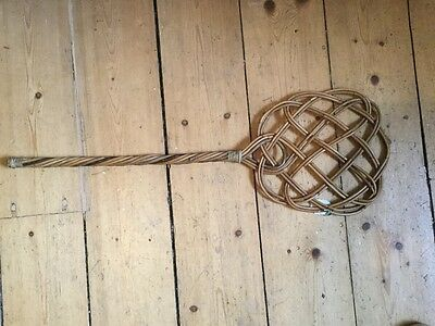 Vintage Cane Carpet Beater