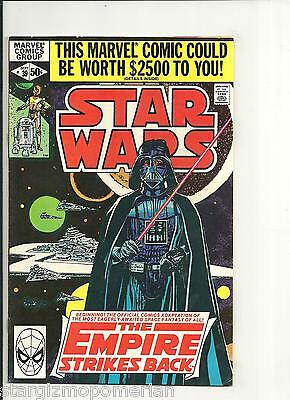 Star Wars # 39 - The Empire Strikes Back !  * Vf+ / Nm *   Combine Shipping
