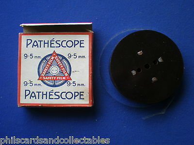 Pathescope 9.5mm  Mickey Mouse in ' Yukon Trail '  30ft B/W Silent