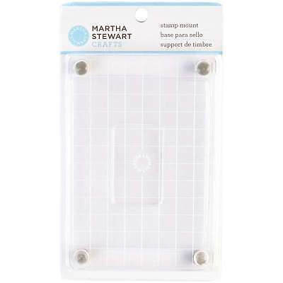 Martha Stewart Medium Footed Stamp Mount 015586911770