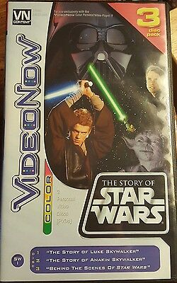 The Story Of Star Wars PVD Set for Video Now Three Disc Set