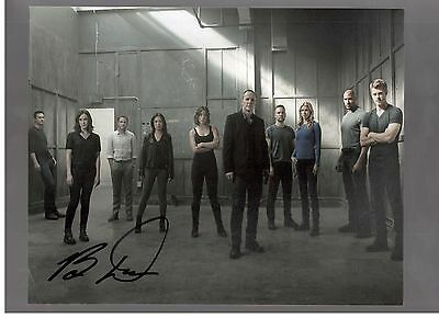 DOVE CAMERON SIGNED 8x10 Photo Autographed Marvel Agents of
