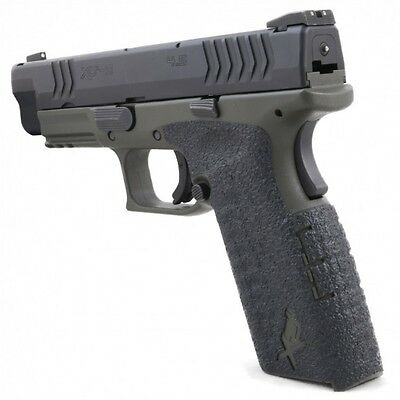 Talon Grips Springfield XD(M) Full Size 9mm/ .40 214R Rubber Large Backstrap