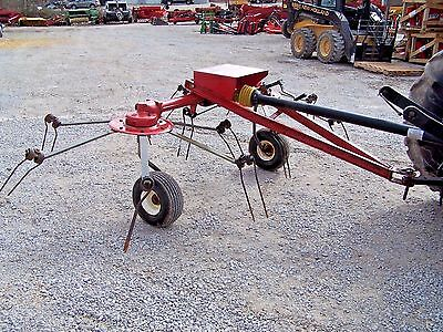 Tonutti GT 310-----10 ft Pull Type Hay Tedder,   Can ship cheap and fast.