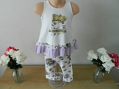 Girls monnalisa outfit age 24 months