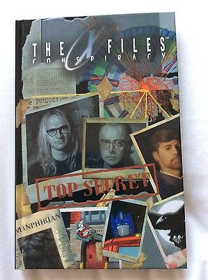 The X Files Conspiracy Top Secret Brand New