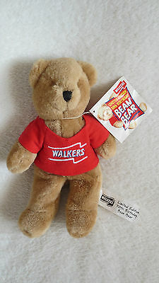 Unwanted Walkers Limited Edition 50th Birthday Bean Bear 1997
