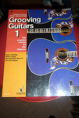 4 méthodes guitare acoustique Pop&Rock Styles+ 1 recueil Folks songs for Choirs