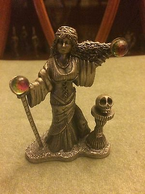 The Sorceress Of Light myth and magic collection Figure.