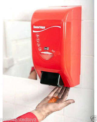 * Swarfega Hand Cleaning Cartridge Dispenser 4L / 4 Litre Brand New - Cheapest *