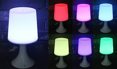Touch 7 Colors Changing LED Mood Lamp Night Lights Kids