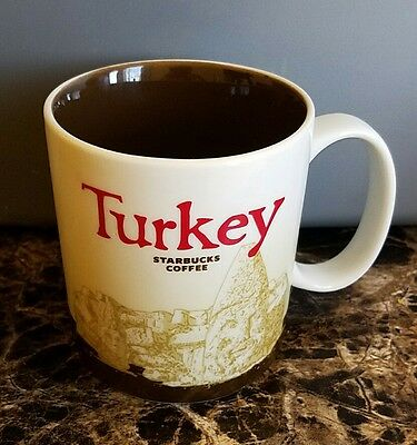 Starbucks Coffee cup Turkey