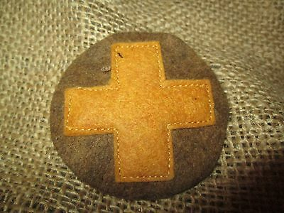 WWI US Army patch 33rd Division patch AEF