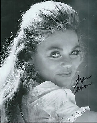 DYAN CANNON Hand Signed 8x10 Autographed Photo w/COA