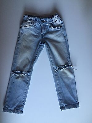 Super Cool Ripped Knee Jeans