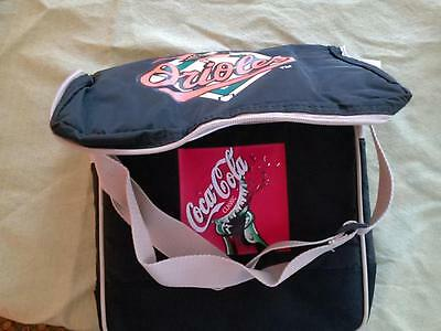 Old Baltimore Orioles MLB insulated Lunch beverage bag Coke Coca-Cola