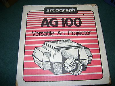 Artograph  Ag 100  Versatile Art Projector  In Original Box And Works