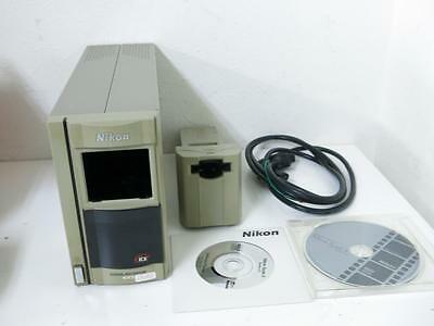 Nikon Coolscan film scanner IV ED LS-40 & SA-21 & cables Free shipping JAPAN