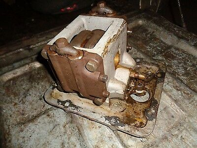 Ford Tractor 8N Hydraulic Pump Dated 1948 Complete Unit