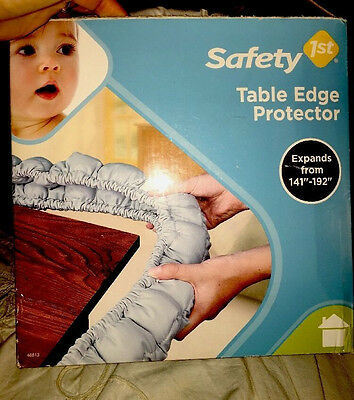 "Safety 1st First Table Edge Bumper Protectors Expandable 141""- 192"""