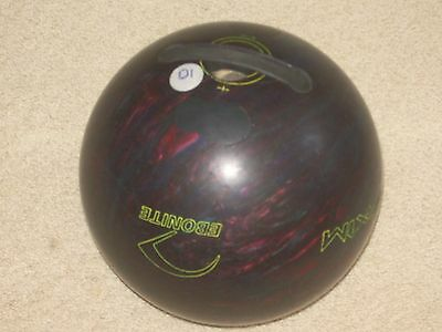 Bowling Ball and Carry Bag