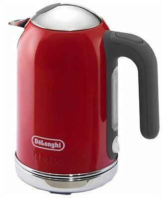 DeLonghi kMix Electric Kettle Red SJM020J-RD