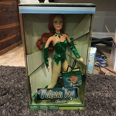 Barbie Doll as Poison Ivy 2004