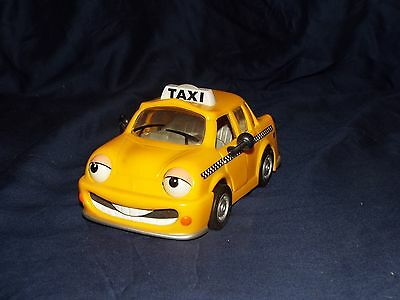 Chevron Cars Tyler Taxi Number 6