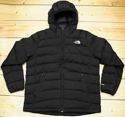 THE NORTH FACE LA PAZ HOODED - 600 DOWN insulated MEN'S PUFFER JACKET - size XL