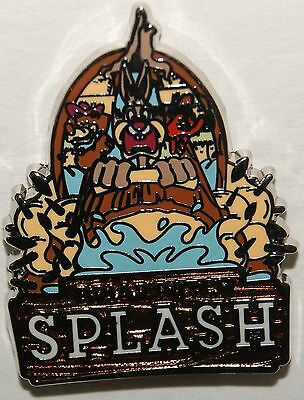 Disney Mascots Mystery Splash Mountain Briar Patch Pin Only