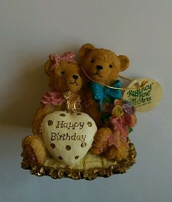 message bears collection by regency fine arts.