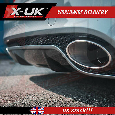 """Rs5 Rear Bumper Conversion For Audi A5 / S5  """"coupe / Convertible"""" (2007-2016)"""