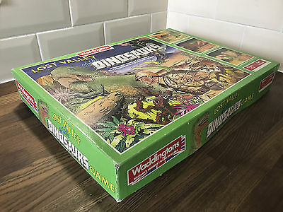 Waddingtons Lost Valley Of The Dinosaurs Board Game Spares