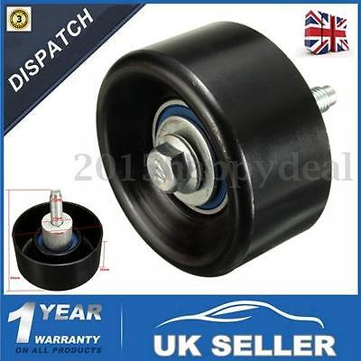 Fan Drive Belt Tensioner Idler Pulley For Ford Transit Mk6 2000-2006 2.4 Rwd -Uk