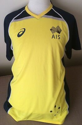 Hockeyroos AIS Hockey Men's Training Shirt Extra Large New With Tags