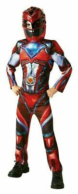 Power Rangers Red Deluxe Costume for Kids