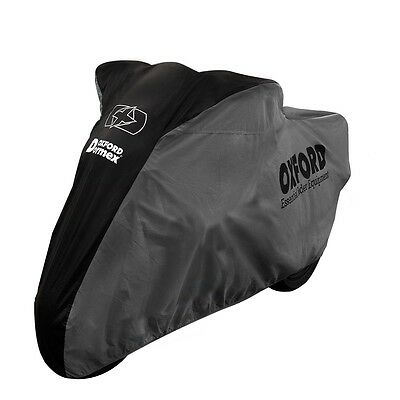 Oxford Dormex Indoor Motorcycle Breathable Dust Cover Small Size S CV401