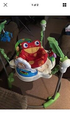 Fisherprice Jumperoo Baby Fisher Price Bouncer Musical Will Post