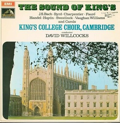 The King's College Choir Of Cambridge  – The Sound Of King's