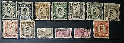 COLOMBIA Mixed Unchecked Stamps (No838)