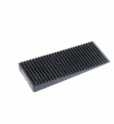 BLACK PLASTIC INTERLOCKING WEDGES, K2 - 70 x 31 x 8,