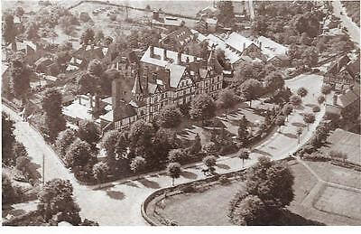 Rp Pc Of The Worcestershre Brine Bath Hotel Droitwich