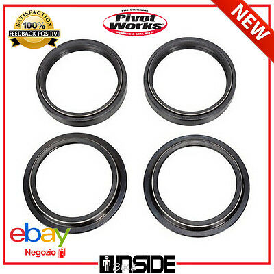 Kit Revisione Forcelle Con Paraoli E Parapolvere Yamaha Fz 6 09 - 15 Pwfsk-Z025