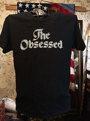The Obsessed 2016 N. American Tour T Shirt Large Spirit Caravan Free Shipping